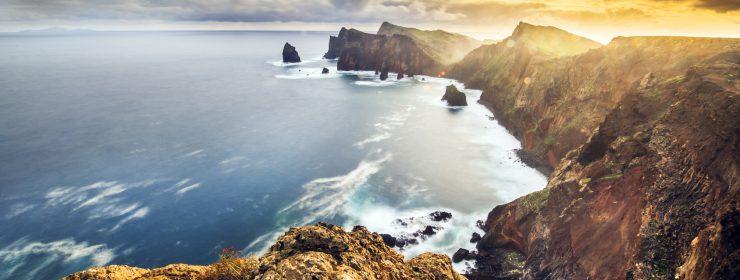 DPCA-Landscape of Madeira island - Ponta de sao Lourenco